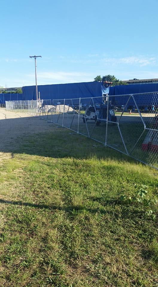 temporary fence rental southern md washington dc baltimore